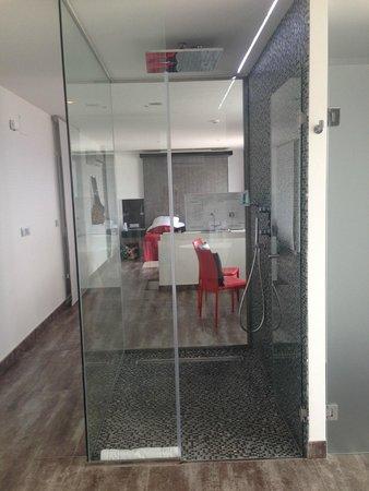 Vistabella: salle de bain