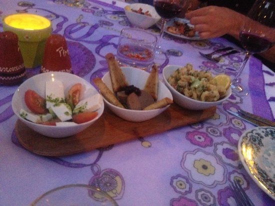 Tino's Restaurante: Yummy tapas!