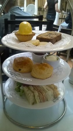 The Willow Tearooms Buchanan St Glasgow Picture Of