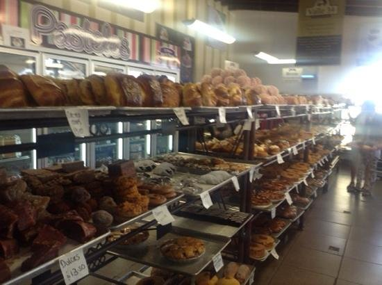 El Mejor Pan de Tecate : pan de Tecate