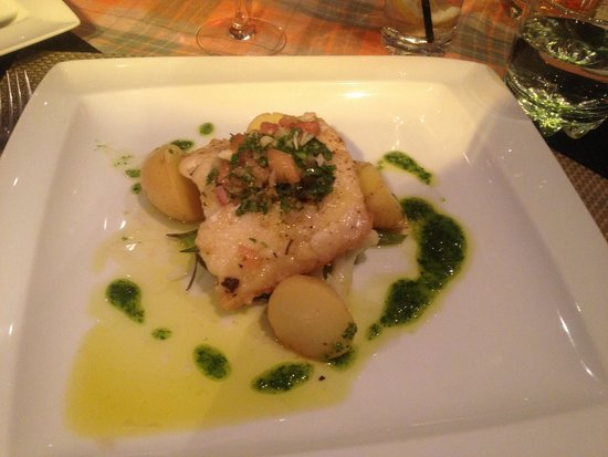 Tino's Restaurante: My perfect baked cod :) x