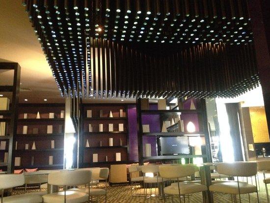 Paradisus Playa del Carmen La Perla: Lounge and Entry