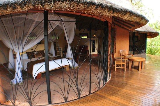 Tongole Wilderness Lodge : Riverside Suite