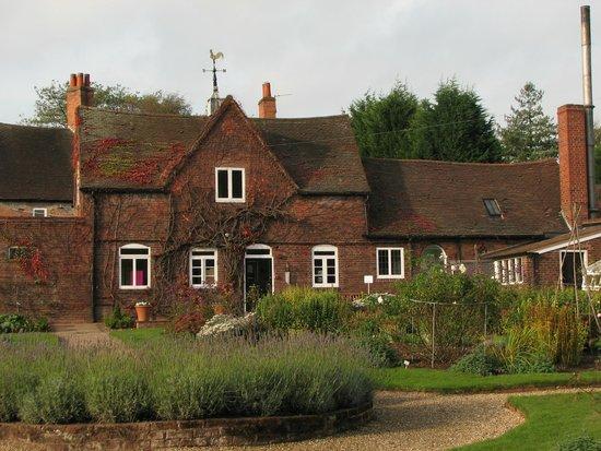 Winterbourne House and Garden: поместье