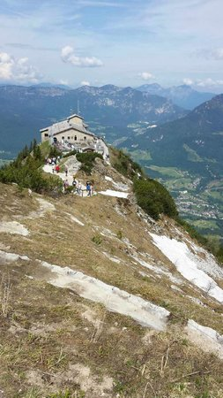 Eagle's Nest Historical Tours: The spectacular spot of Eagle's Nest