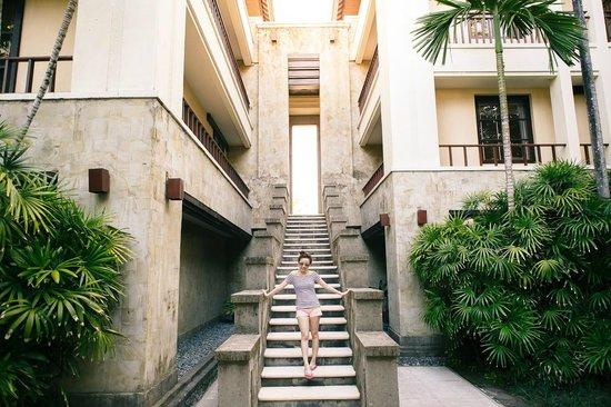 The Legian Bali: superb hotel!