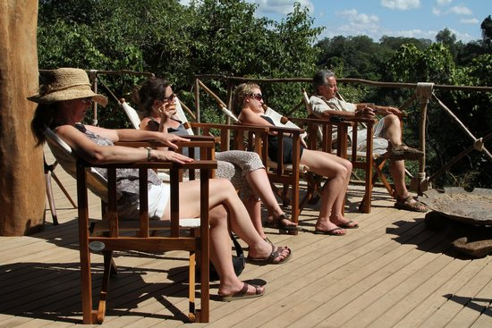 Tongole Wilderness Lodge: Relaxation