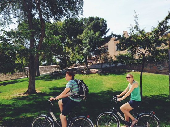 Valencia Bikes: The perfect way to spend a morning
