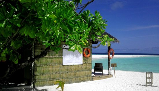VOI Maayafushi Resort: Bungalow dell'animazione