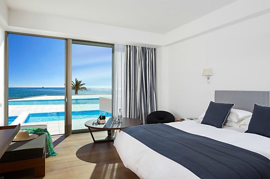 Horizon Blu: Superior Room with private pool