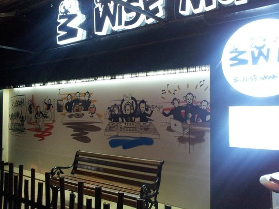 The UniContinental Hotel : 3 Wise Monkeys (3WM) Facade