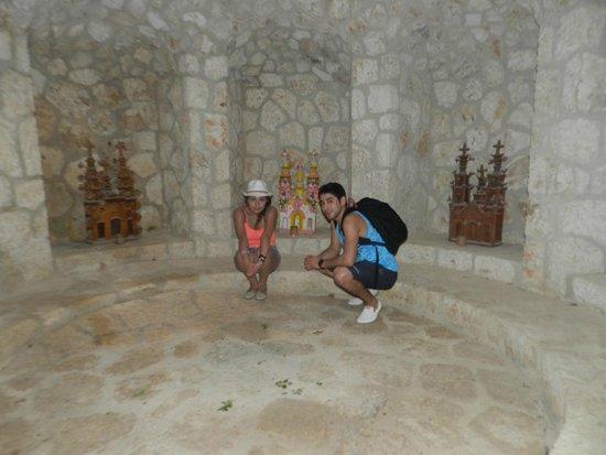 Xcaret Eco Theme Park: gruta