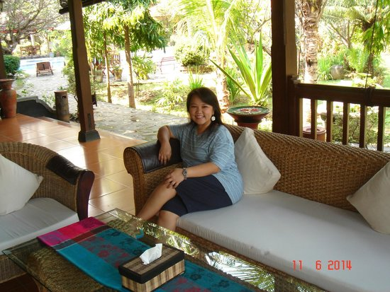 Banyualit Spa n' Resort: Hotel lobby