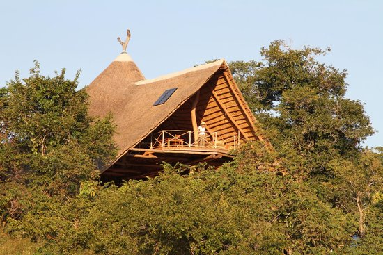 Tongole Wilderness Lodge: The main Lodge