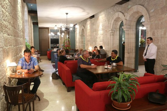 Notre Dame Guest House: Allegro Coffee shop