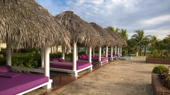 Paradisus Varadero Resort & Spa: Pool beds
