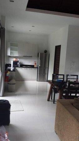 The Bell Pool Villa Resort Phuket: Living room