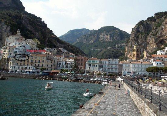Holidays Baia D'Amalfi: Сам отель