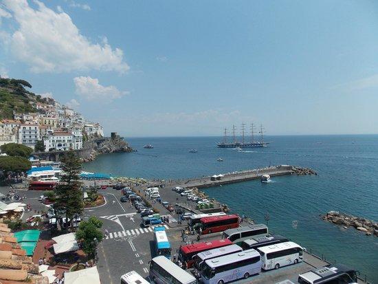 Holidays Baia D'Amalfi: Вид из номера