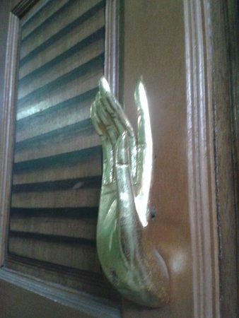 Awanahouse : idées sympas pour mettre le panneau (do not disturb)