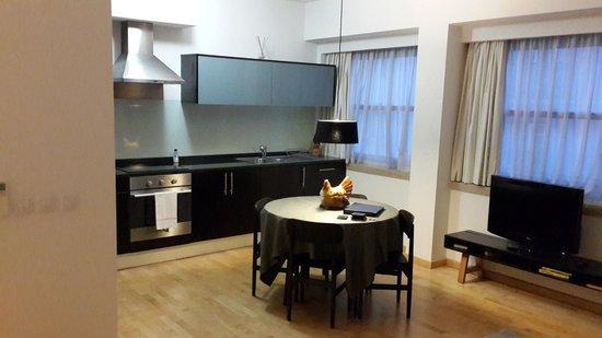 The Lisbonaire Apartments: Апартаменты