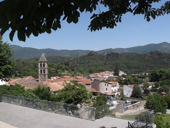 L'Ortensia : View from the terrace