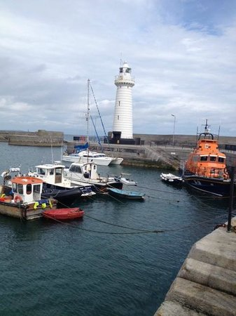 Pier 36 Guesthouse: Donaghdee Lighthouse
