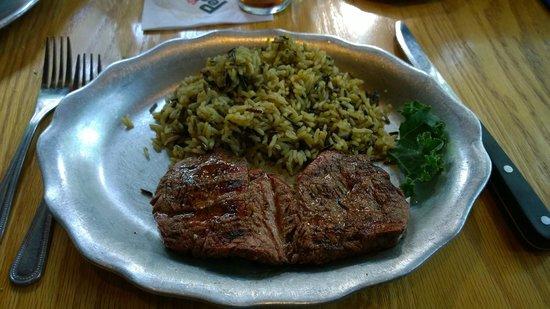 The Peddler Steakhouse: Steak