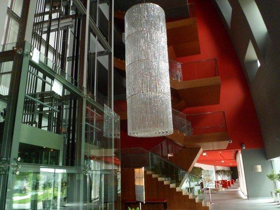 Hotel Casino Chaves : recepçao