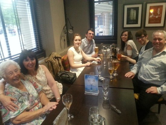 BRIC Bar and Kitchen: Some of us