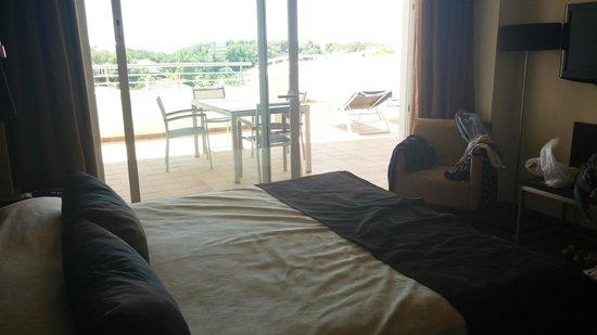 Senator Banus Spa Hotel: Senior suite
