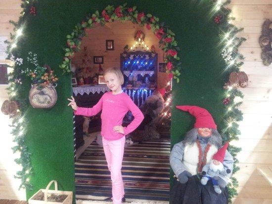 Murulandia: Дом Хранителя Рождества.
