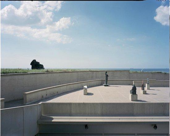 Museum Beelden aan Zee patio