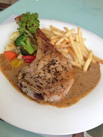 Bon Cafe: Steak