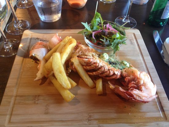 The Bell Inn: Lobster