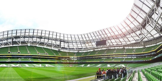 ‪Aviva Stadium Tour‬