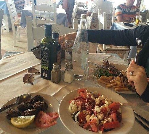 The Island Hotel: Restaurant Ierapetra