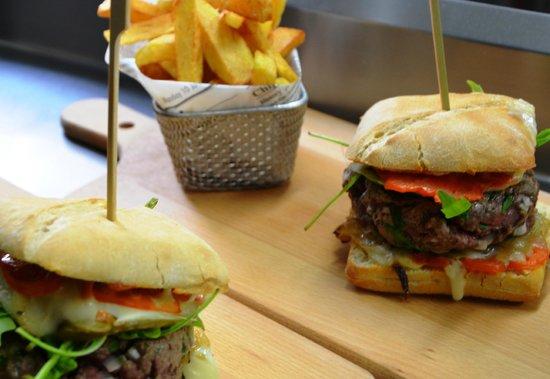 Le Gasquet: burger maison