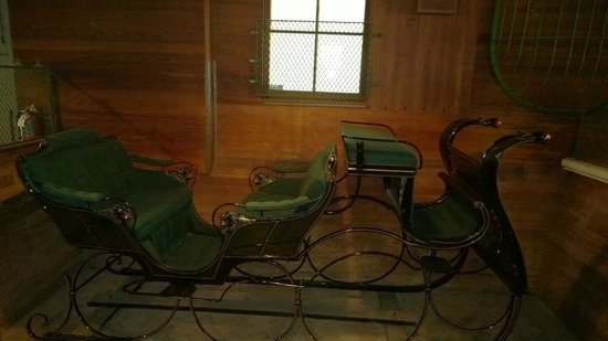Belle Meade Plantation: Hook up the horse and your ready to go