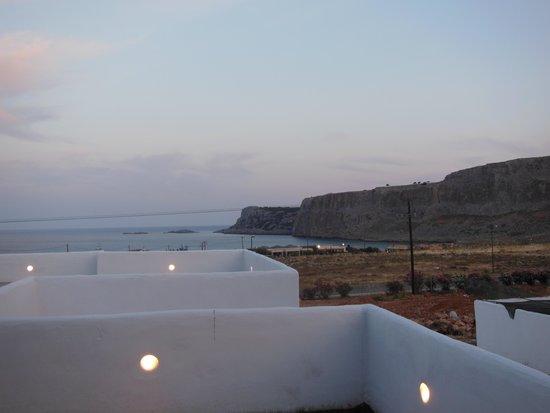Lindos Sun Hotel : panorama