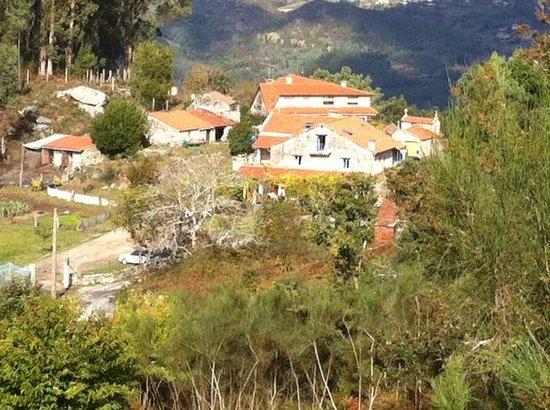 Casa Rural As Chivas