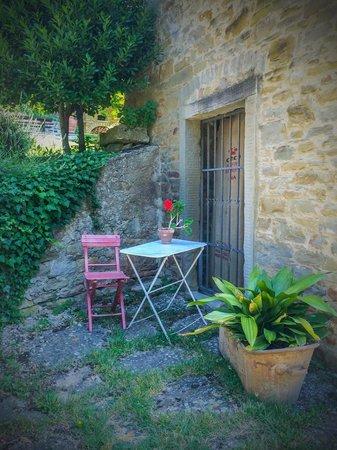 Ca Maranghi : Garden's corner