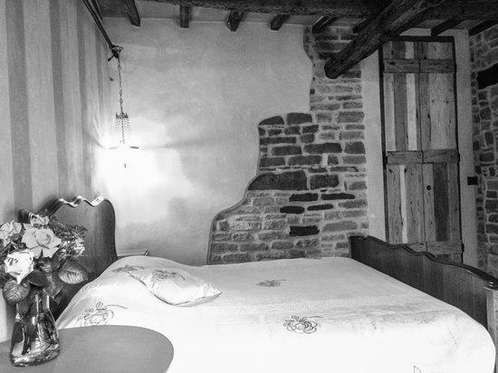 B&B Ca Maranghi : double bedroom