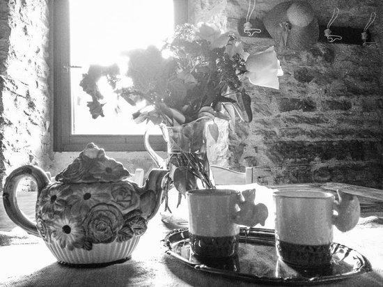 B&B Ca Maranghi : Ceramics