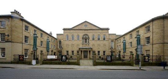 Lawrence Batley Theatre: LBT Front