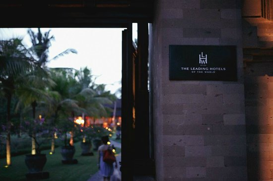 The Chedi Club Tanah Gajah, Ubud, Bali – a GHM hotel: Last night at Chedi Club Tanah Gajah