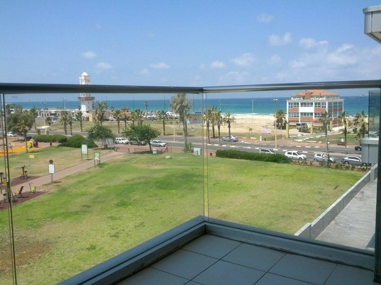 West Boutique Hotel Ashdod : Room view