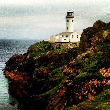 Causeway Coastal Route : Fanad Head Lighthouse