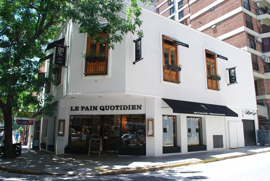 Le Pain Quotidien Palermo Chico