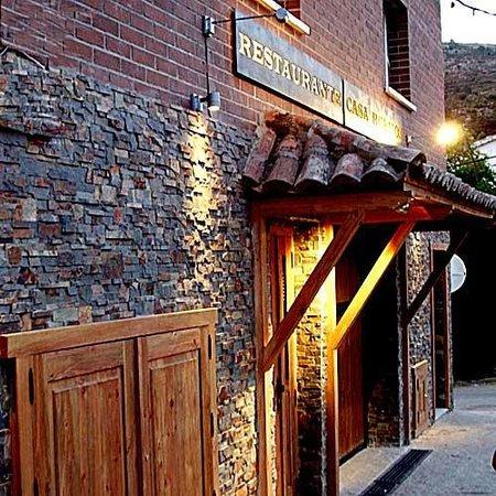 Santa Maria de la Alameda, Španělsko: Restaurante Casa Rubitos